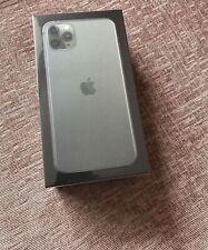 NEW SEALED Apple iPhone 11 Pro Max - 256GB - Midnight Green