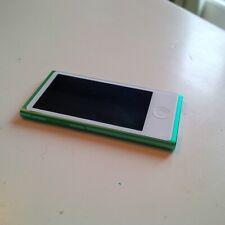 Apple iPod nano 7th Generation Green (16GB) MINT Condition!