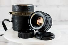 Minolta M/MD Rikkor-X 50mm f1.7 Lens Excellent Condition *Tested*