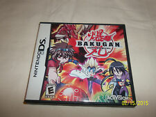 Bakugan Battle Brawlers (Nintendo DS, 2009)(Complete)