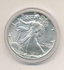 1987 United States, USA, US, États Uni, One Dollar Liberty, Eagle, (Aqu