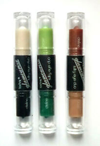 TECHNIC GLAMOURIZE SULTRY EYE DUO eyeshadow & eyeliner, shimmer & definition
