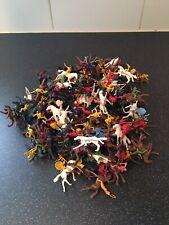 Vintage Baravelli 1:72 Plastic Cowboy & Indians Toy Soldiers 100+