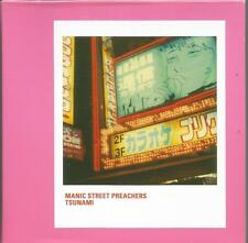 Manic Street Preachers - Tsunami rare one track CD single