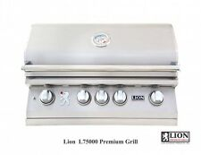 "LION L75000 4 BURNER 32"" DROP IN/BUILT IN BBQ ISLAND GAS GRILL"