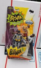 BATMAN Adam West 1966 Classic TV Series DC Comics Mattel Action Figure