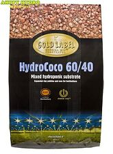 Gold Label 60 40 50 Litre Bag Coir Coco Clay Pebbles Mix Hydroponics