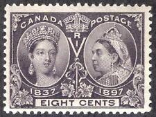 Canada 1897 8c Slate Violet Jubilee SG 130 Scott 56 UMM/MNH* Cat £48($67)
