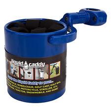 Liquid Caddy Bicycle Drink Holder-Blue