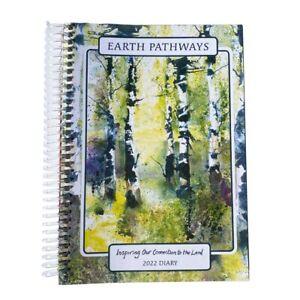 Earth Pathways Diary 2022 - Spiritual Calendar, Star Sign Calendar, Zodiac Diary