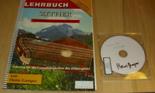Zither Lehrbuch mit Lernvideo