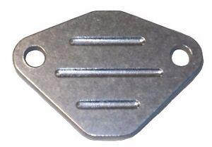 HONDA BUICK TBI V6 V8 INTAKE MANIFOLD PLATE CHEVY LT1 Billet Aluminum