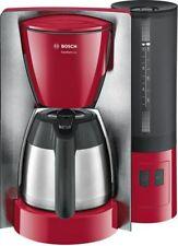 Bosch TKA6A684 Kaffeemaschine Thermo edelstahl / rot (Kaffeemaschine)