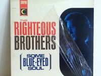 THE  RIGHTEOUS   BROTHERS       LP       SOME   BLUE - EYED  SOUL