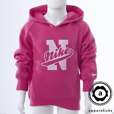 Nike Polyester Hoodies (2-16 Years) for Girls