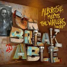 Alborosie - Unbreakable, Alborosie Meets The Wailers United (NEW CD ALBUM)