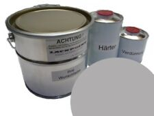 1,75 Liter Set 2K Car Paint VW L320 Dolphin Grey Vintage Lackpoint Gloss