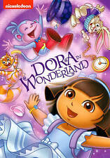 Dora the Explorer Dora in Wonderland NEW DVD FREE SHIPPING!!!