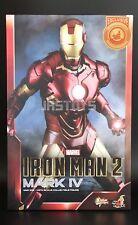 Hot Toys 1/6 Iron Man 2 Mark 4 MK IV Version 2.0 MMS338 Japan