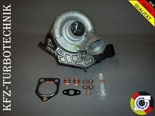 Turbolader BMW 320d 163PS 2,0 11657795499 11657795497 + Dichtungssatz +