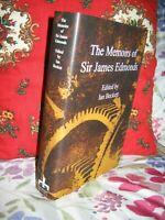 The Memoirs of Sir James Edmonds 1/300 Ian Beckett 2013 Military History