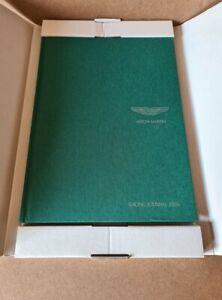 Aston Martin Racing Journal 2006 Hardback Book In Original Packaging New