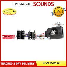 CTSHY004.2 Tige Contrôle Adaptateur Support Bouton Téléphone pour Hyundai Santa
