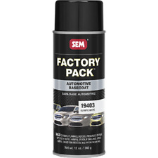 SEM 19403 FACTORY PACK™ GM Color WA8624 Olympic White 12 oz. Aerosol