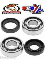 Yamaha PW50 PW 50 1981 - 2013 All Balls Crankshaft Bearing & Seal Kit