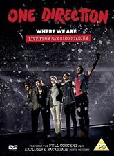 Where We Are: Live from San Siro Stadium by One Direction (UK) (DVD, Dec-2014, Syco Music)