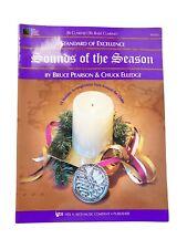 Sounds Of The Season Book(E-Flat Alto Clarinet)-Bruce Pearson & Chuck Elledge