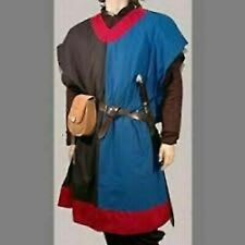 Wizard Mage Costume Medieval Gambeson Reenactment Amazing Fancy Color