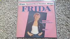 Frida/ Abba - I know there's something going on 12'' Disco Vinyl SPECIAL EDIT!!!