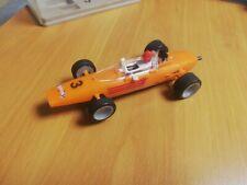 Prefo Autorennbahn Melkus Wartburg Formel 3 Orange