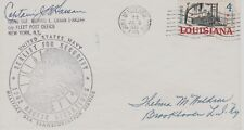 USA 1962 - arctic cover from USNS Sgt Morris e Crain