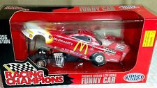 RACING CHAMPIONS McDonals Pontiac + Photo Funny Car 1996 NHRA 1:24