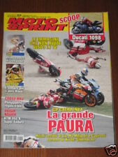 MOTOSPRINT 2006/25 DUCATI 1098 APRILIA SPORTCITY 250