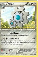 POKEMON B&W EMERGING POWERS - KLANG 75/98