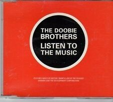 (CY463) The Doobie Brothers, Listen to the Music - 1994 DJ CD