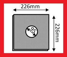 5 x Filtereinsatz Filter für LIMODOR LIMOT LIG F LF ELF 226x226mm Staubfilter