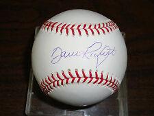 Dave Righetti---Autographed Baseball---COA