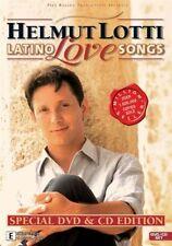 Helmut Lotti - Latino Love Songs (CD/ DVD, 2009, 2-Disc Set) New & Sealed R4