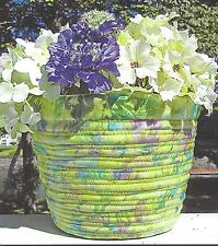 Pretty Pots quilt pattern by Aunties Two Patterns