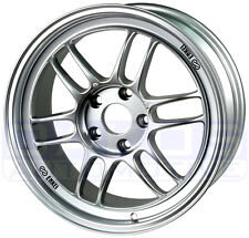 Enkei RPF1 Wheel 18x9.5 5x114.3 15mm SILVER Rim for EVO 350Z 3798956515 SP