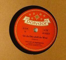 """10"""" GOMMA LACCA-Bruce Low-di Rocky-Docky/dietro l'angolo Colln FlSCHlA il vento-a201"""