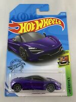 Hot Wheels - Mclaren 720s Purple 2019 - Diecast Collectible 1:64 BOXED SHIPPING