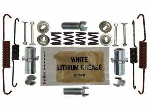 For 2012-2017 Chevrolet Traverse Parking Brake Hardware Kit Raybestos 79233TG