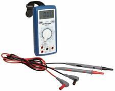 Bk Precision 2704c Manual Ranging Tool Kit Digital Multimeter Transistor Test