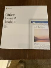 MS Microsoft Office Home and Student 2019 retail package