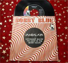 BOBBY BLUE - Jambalaya * 1970 Liberty * PREIS HIT SINGLE * TOP :)))
